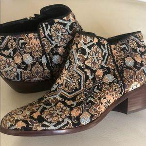 New Sam Edelman booties